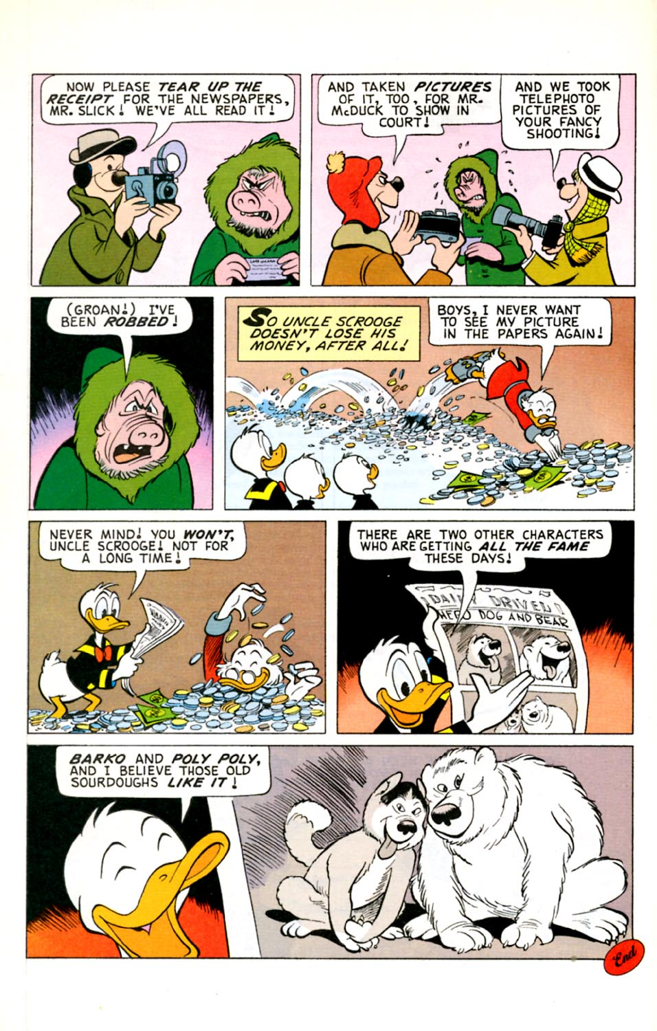 Uncle Scrooge (1953) Issue #278 #278 - English 25