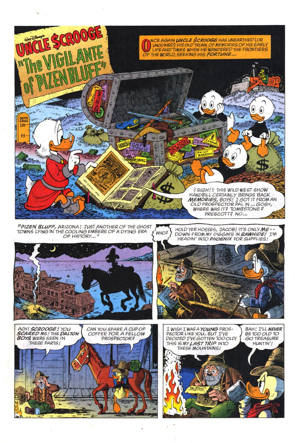 Uncle Scrooge (1953) Issue #306 #306 - English 3