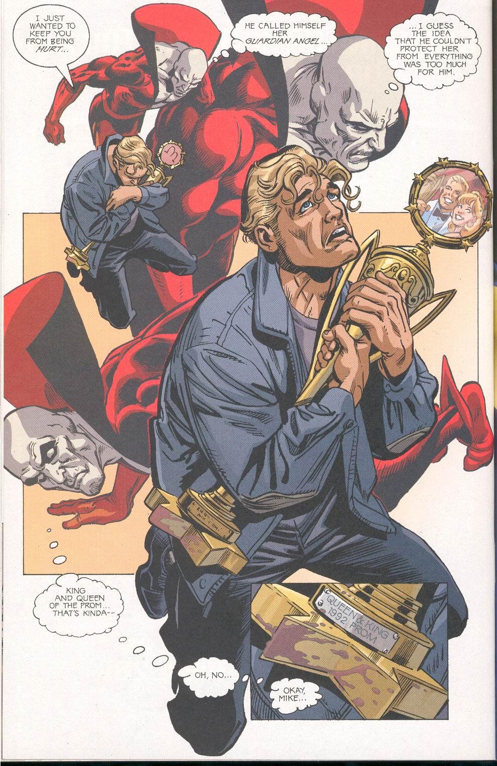 Read online Deadman (2002) comic -  Issue #6 - 20