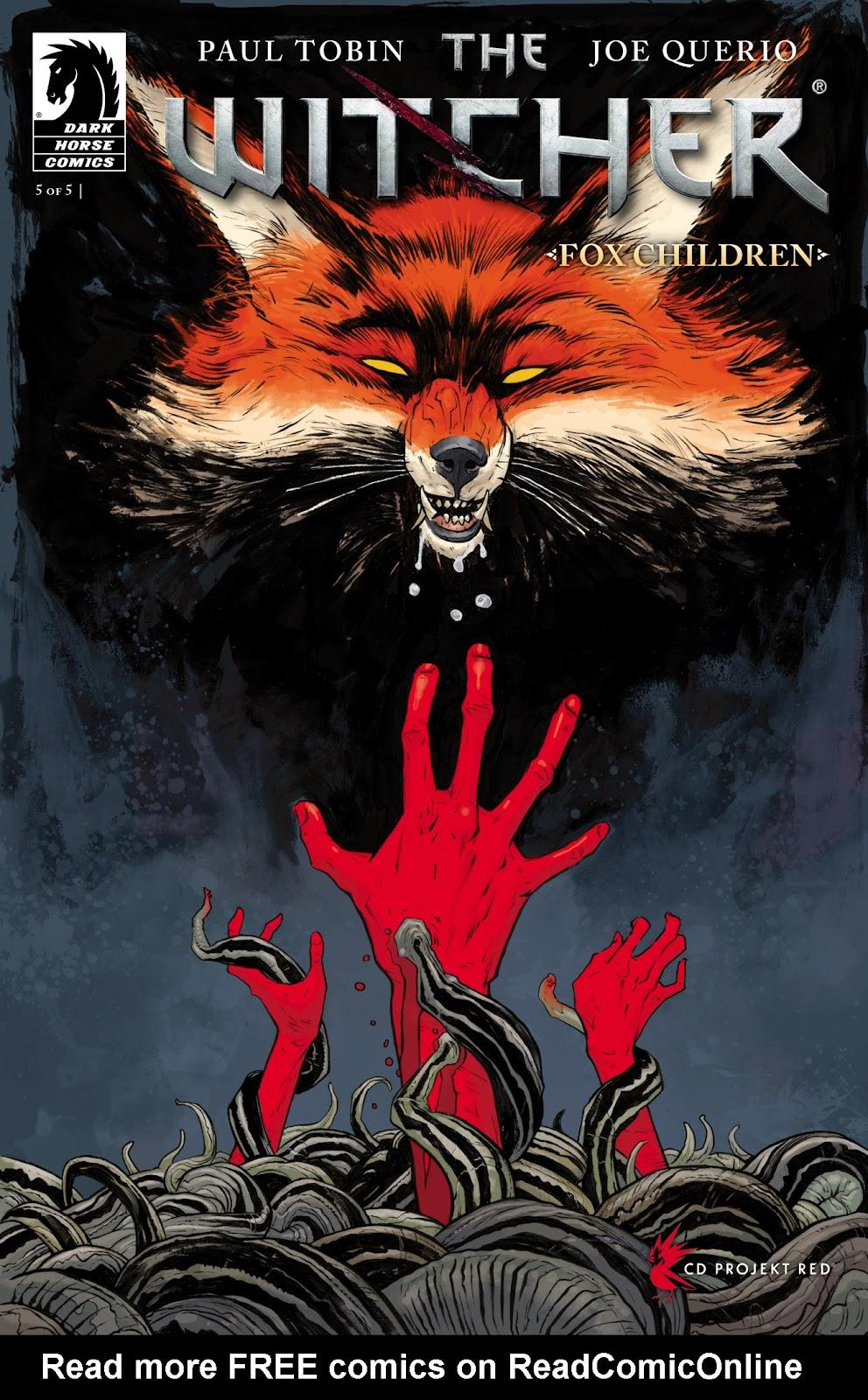 The Witcher - Fox Children issue 5 - Page 1