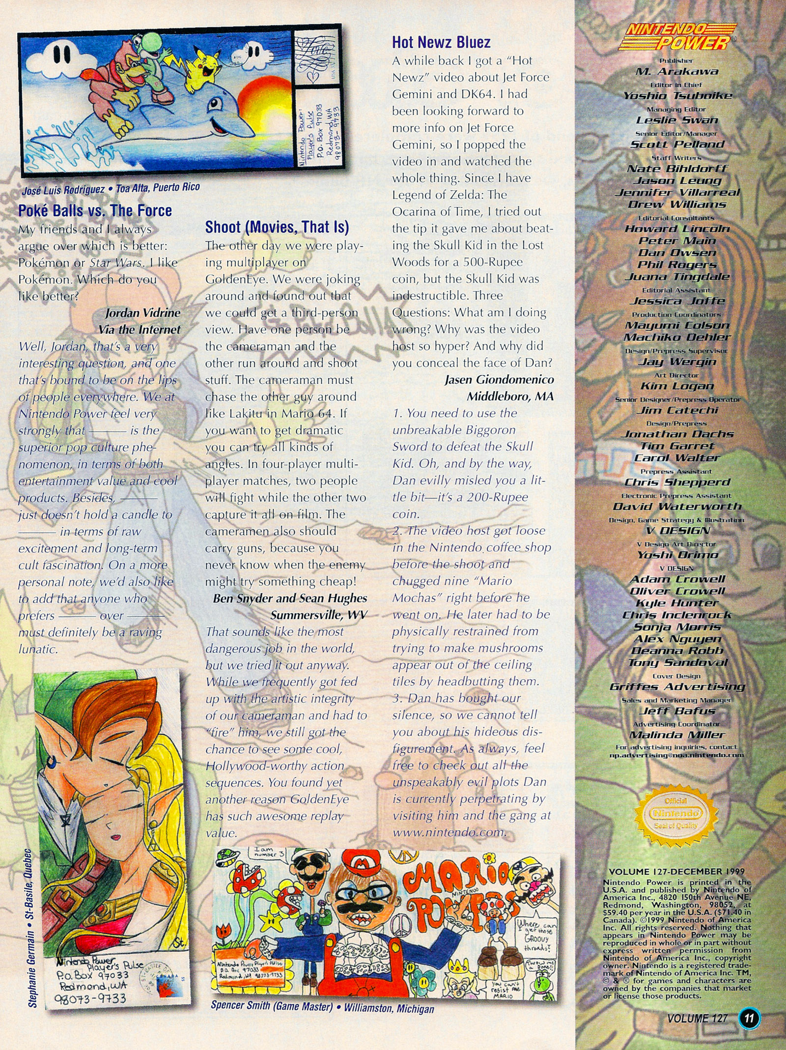 Nintendo Power #127 #127 - English 13