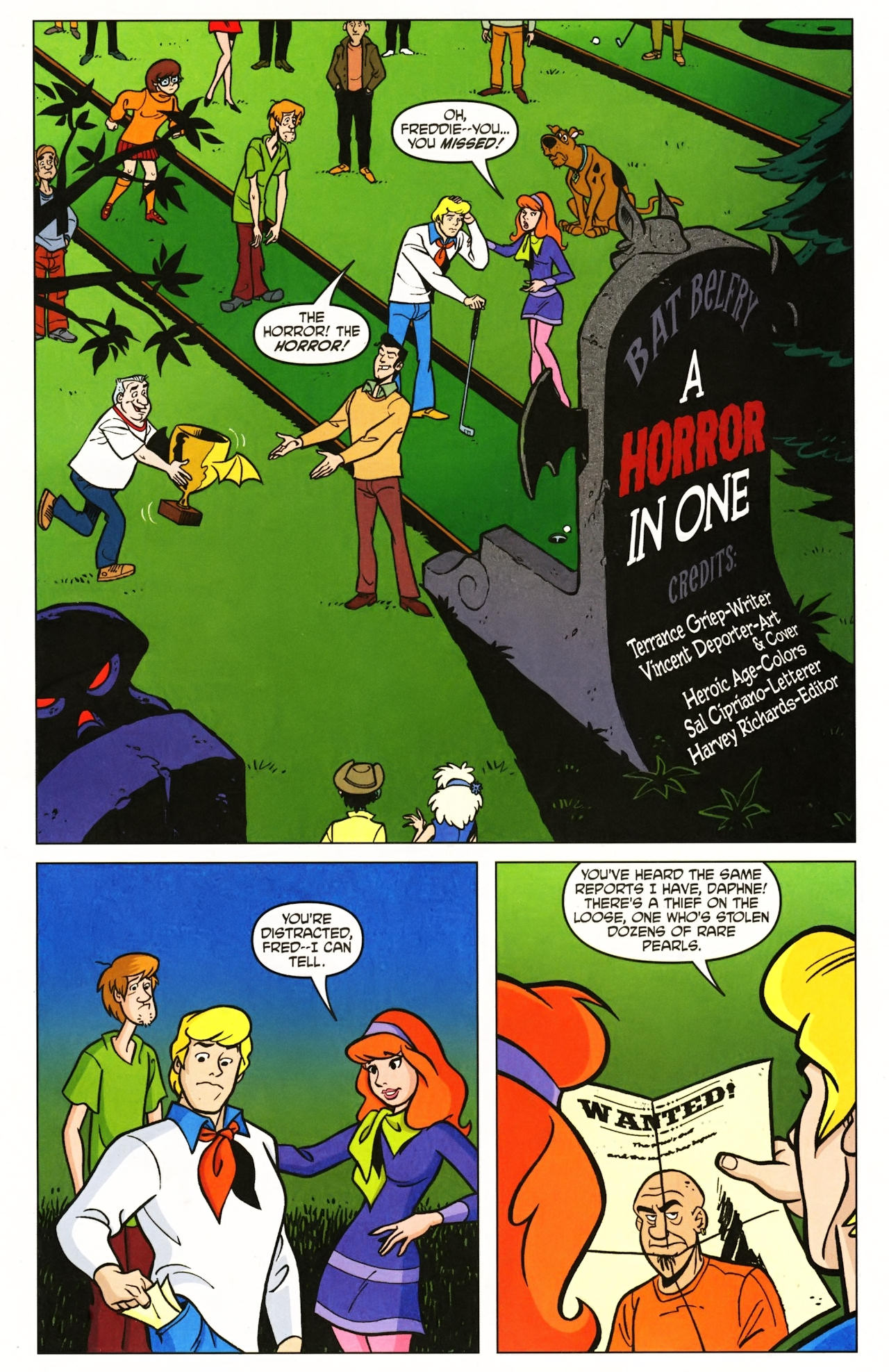 Read online Scooby-Doo (1997) comic -  Issue #144 - 10