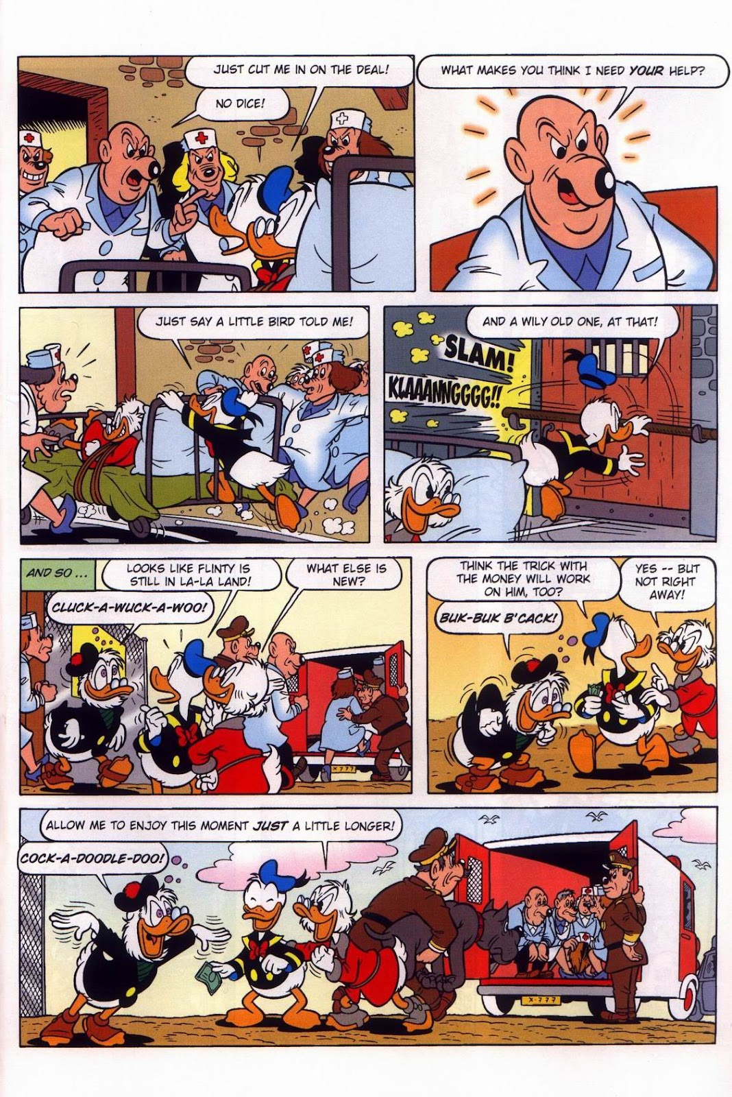 Uncle Scrooge (1953) Issue #316 #316 - English 65
