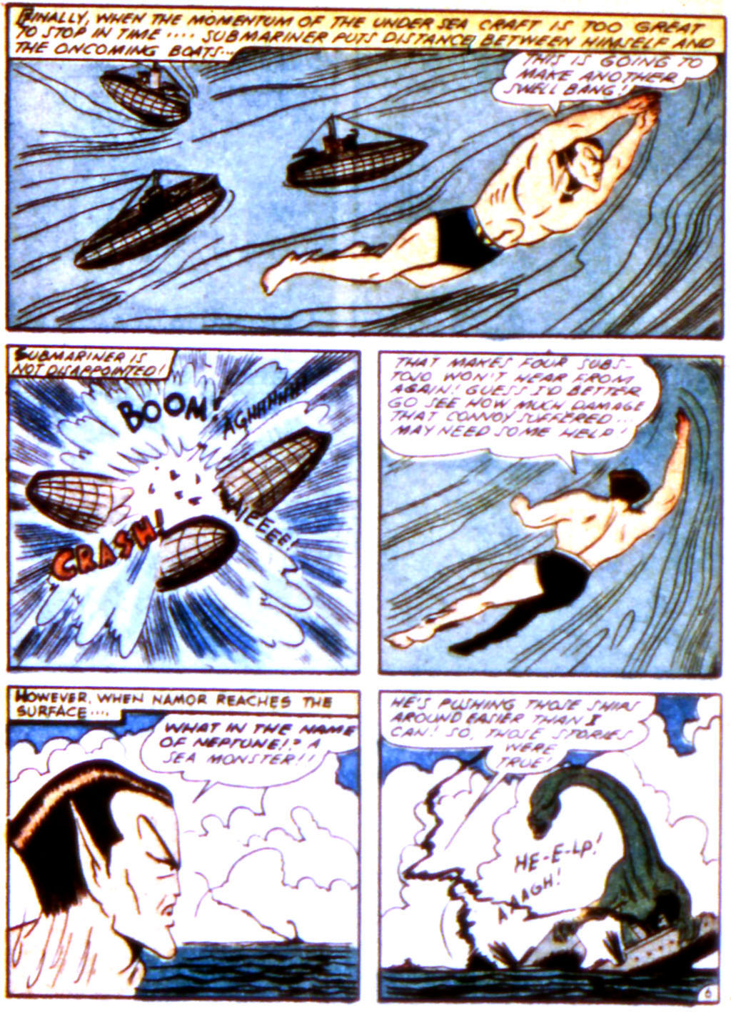 Sub-Mariner Comics Issue #12 #12 - English 20