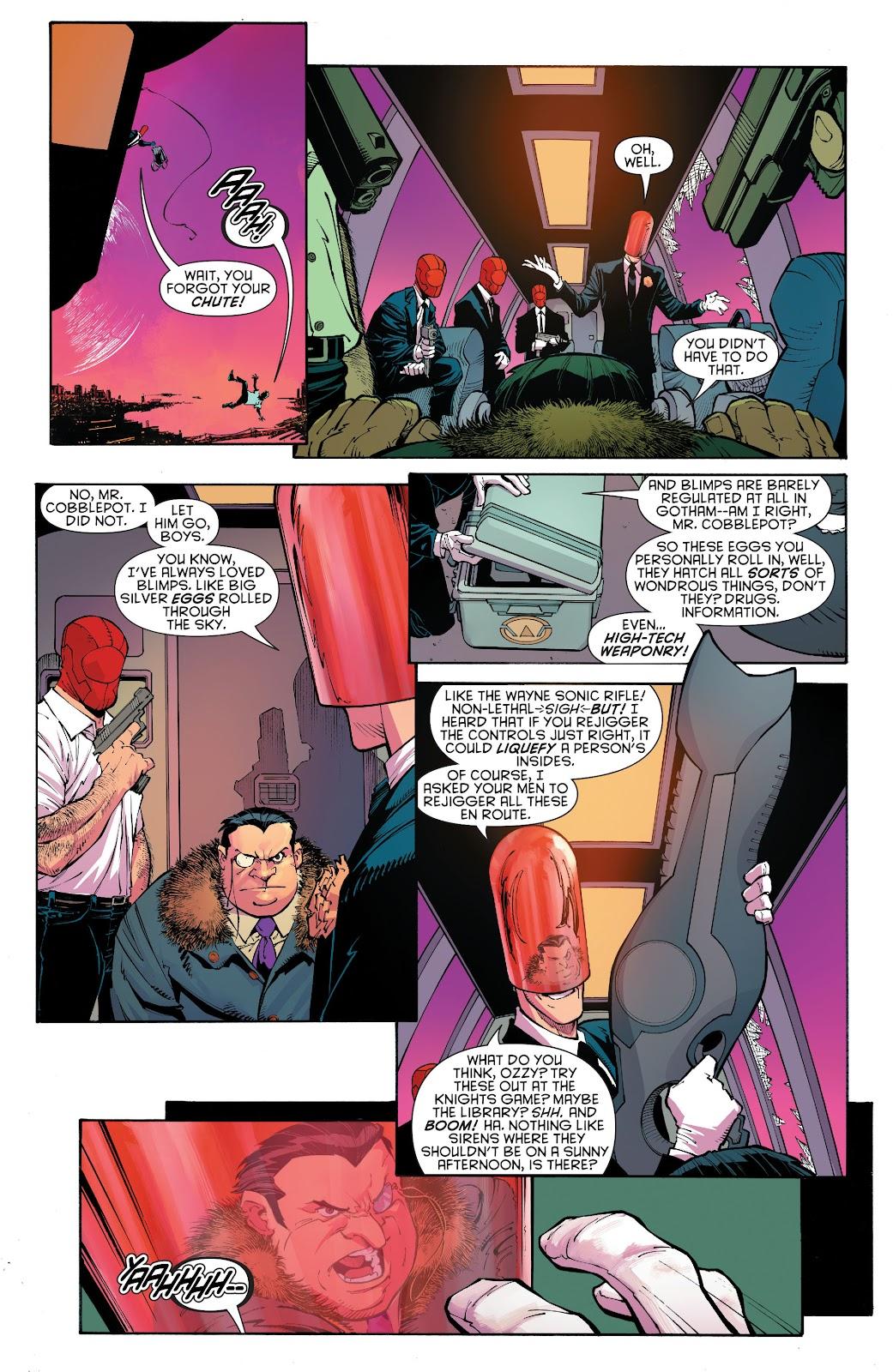 Batman (2011) Issue #22 #37 - English 4
