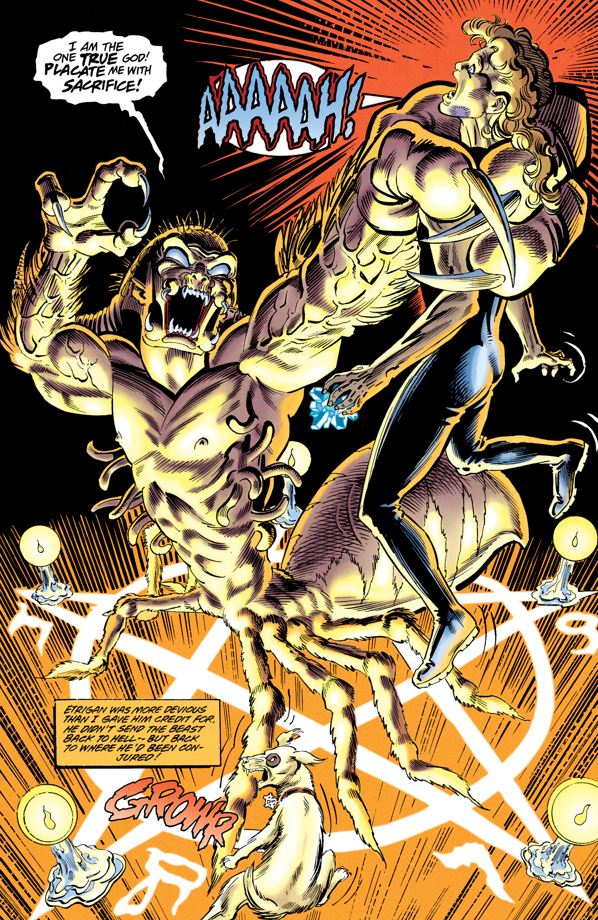 Read online Anarky (1997) comic -  Issue #1 - 19
