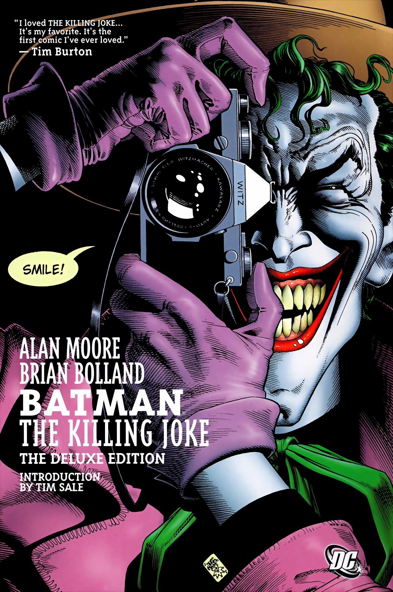 Batman: The Killing Joke chap 1 pic 1
