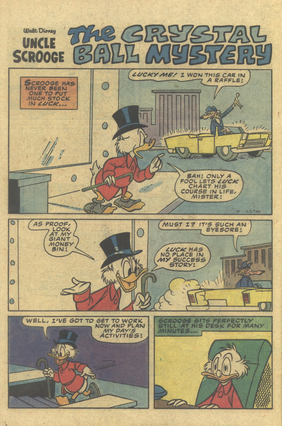 Scrooge (1953) Issue #12 #204 - English 24