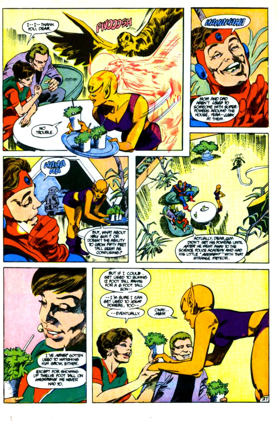 Tales of the Legion Issue #352 #39 - English 20
