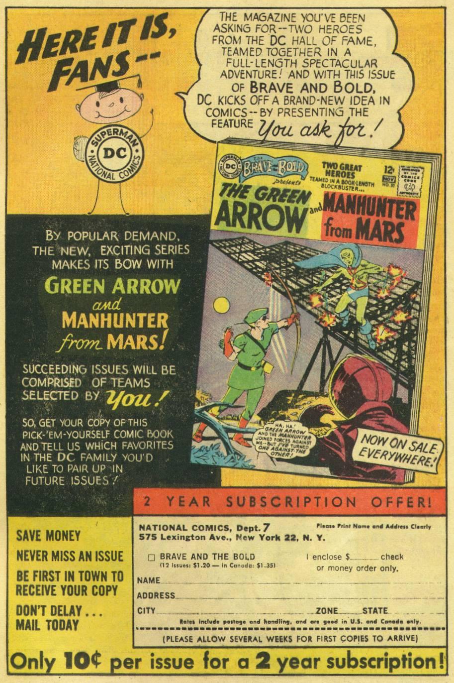 Aquaman (1962) Issue #12 #12 - English 33