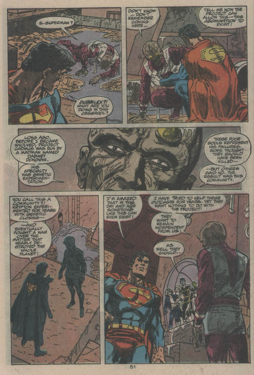 Adventures of Superman (1987) _Annual_2 Page 50