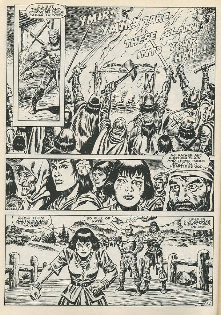 The Savage Sword Of Conan Issue #141 #142 - English 22