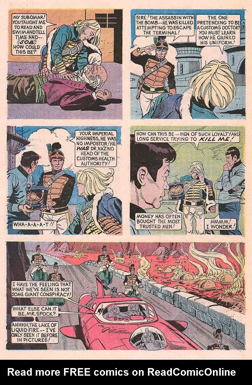 Star Trek (1967) Issue #20 #20 - English 8