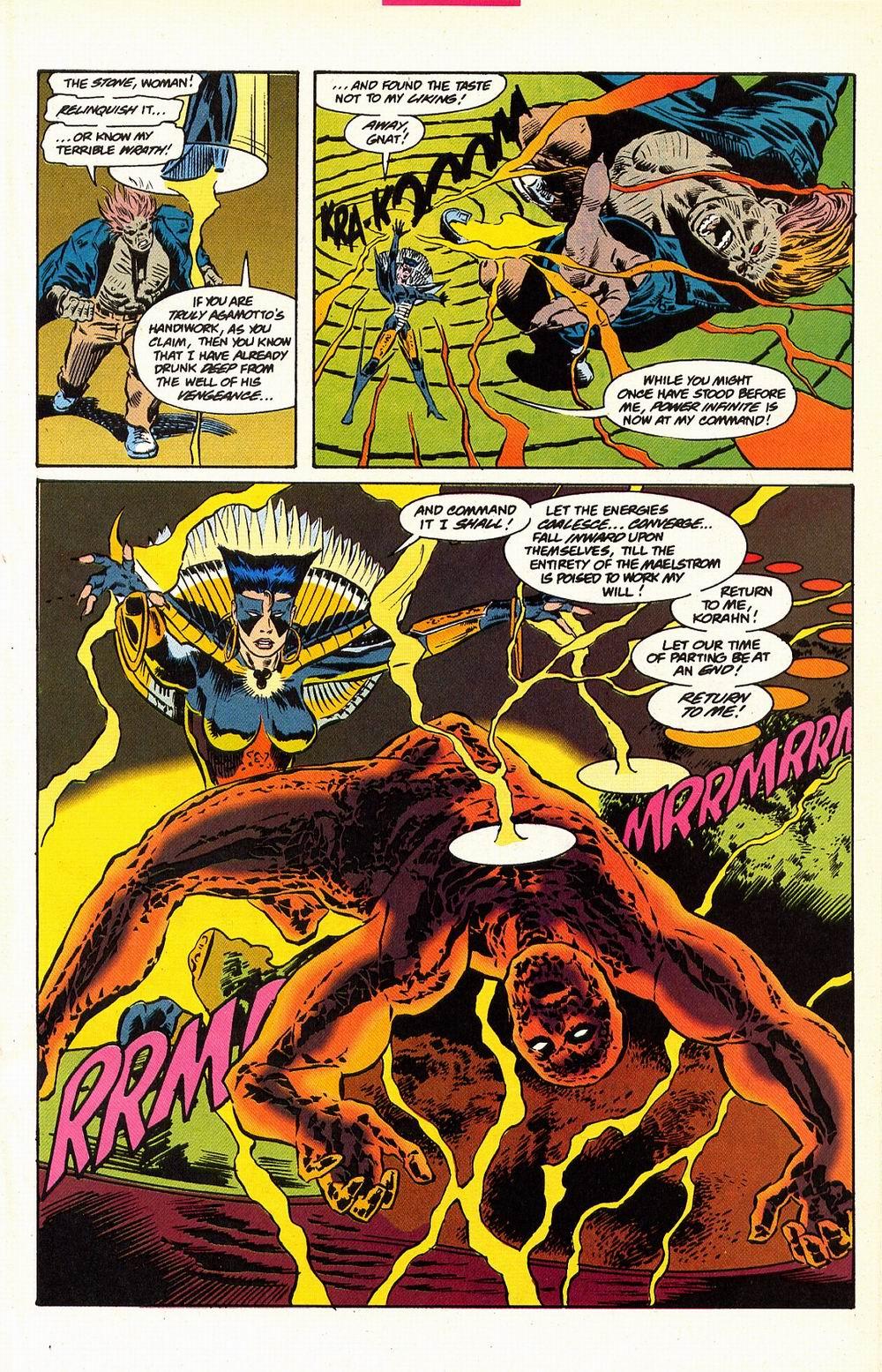 Read online Secret Defenders comic -  Issue #17 - 12