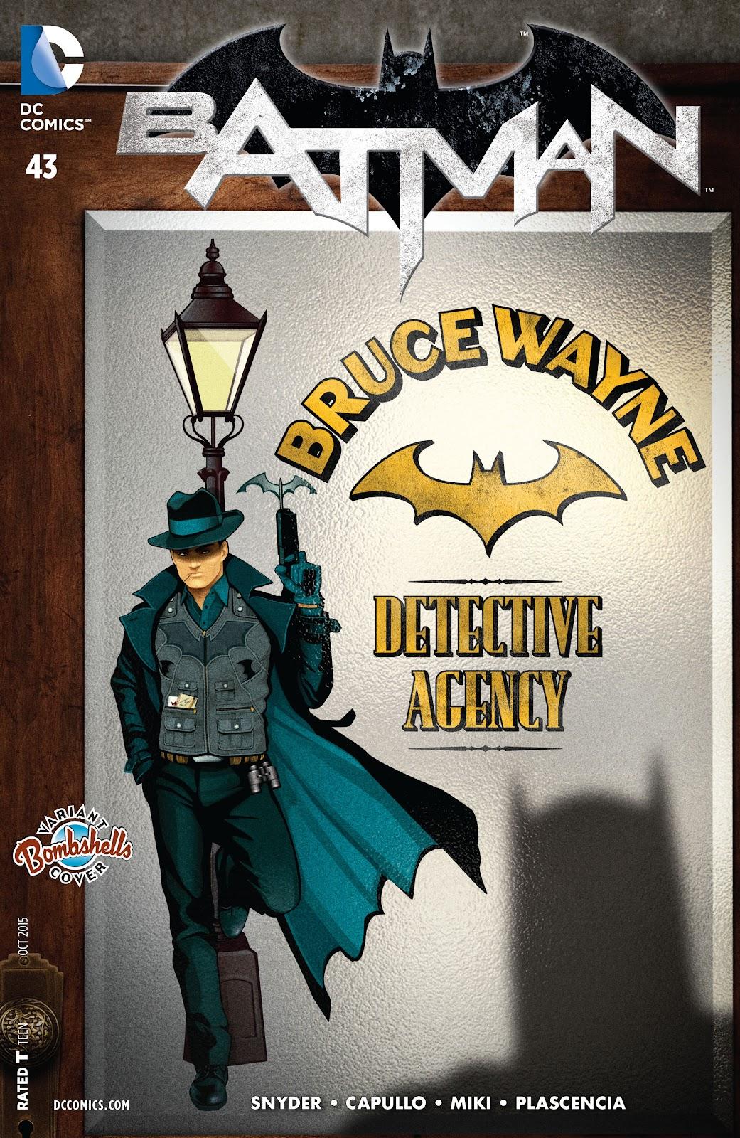 Batman (2011) Issue #43 #62 - English 3
