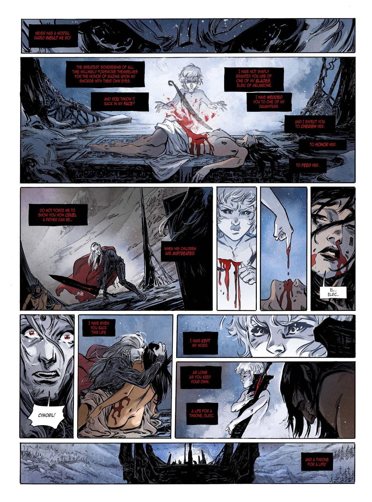 Elric (2014) TPB 2 #2 - English 48