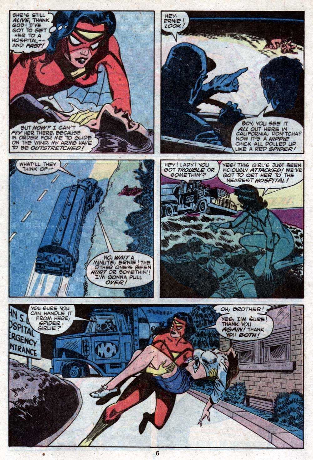 Spider-Woman (1978) Issue #22 #22 - English 6