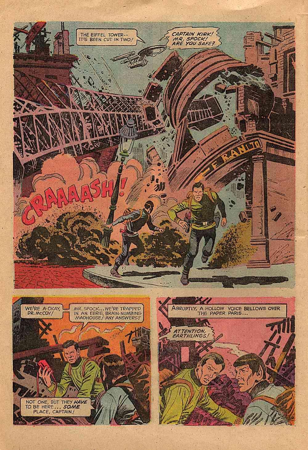 Star Trek (1967) Issue #7 #7 - English 7