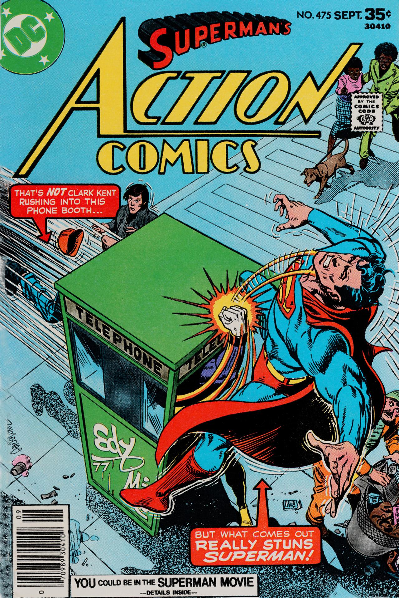 Action Comics (1938) 475 Page 1