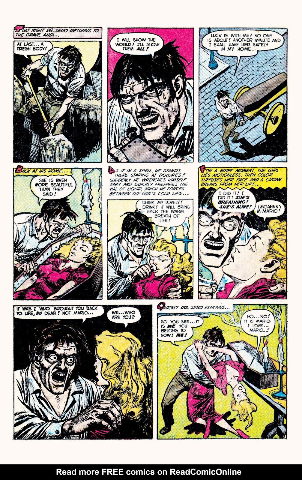 Haunted Horror Issue #12 #12 - English 18