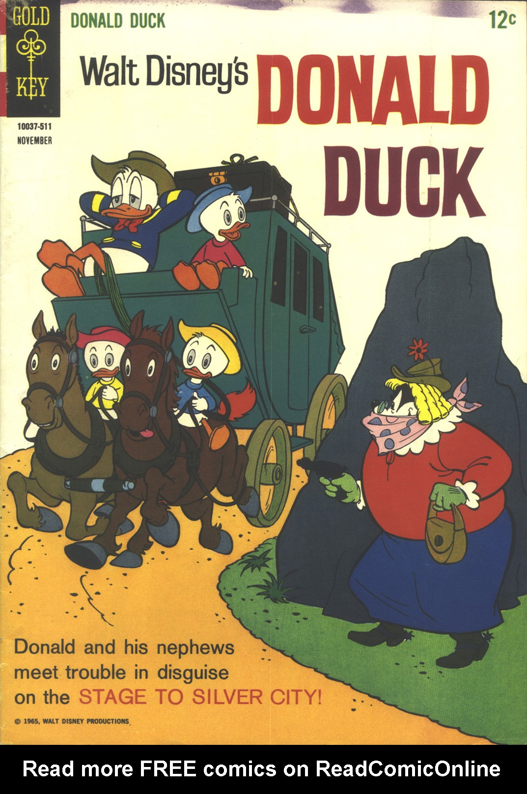 Donald Duck (1962) 104 Page 1
