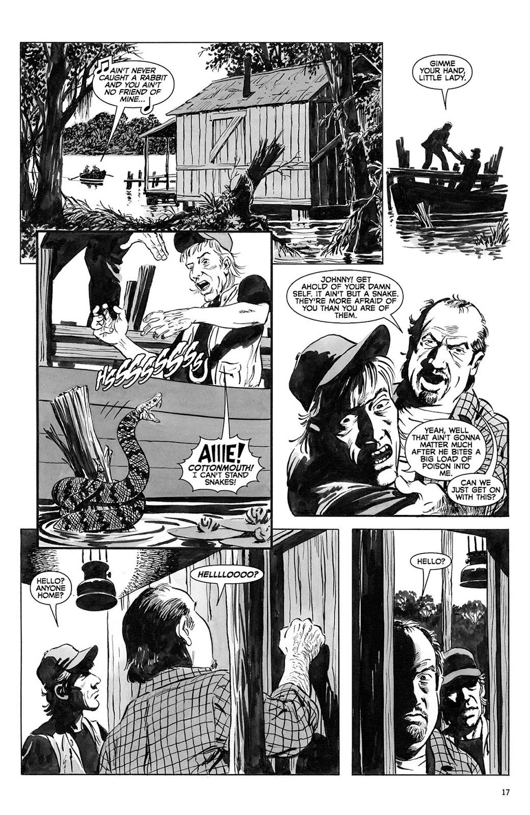 Creepy (2009) Issue #1 #1 - English 19