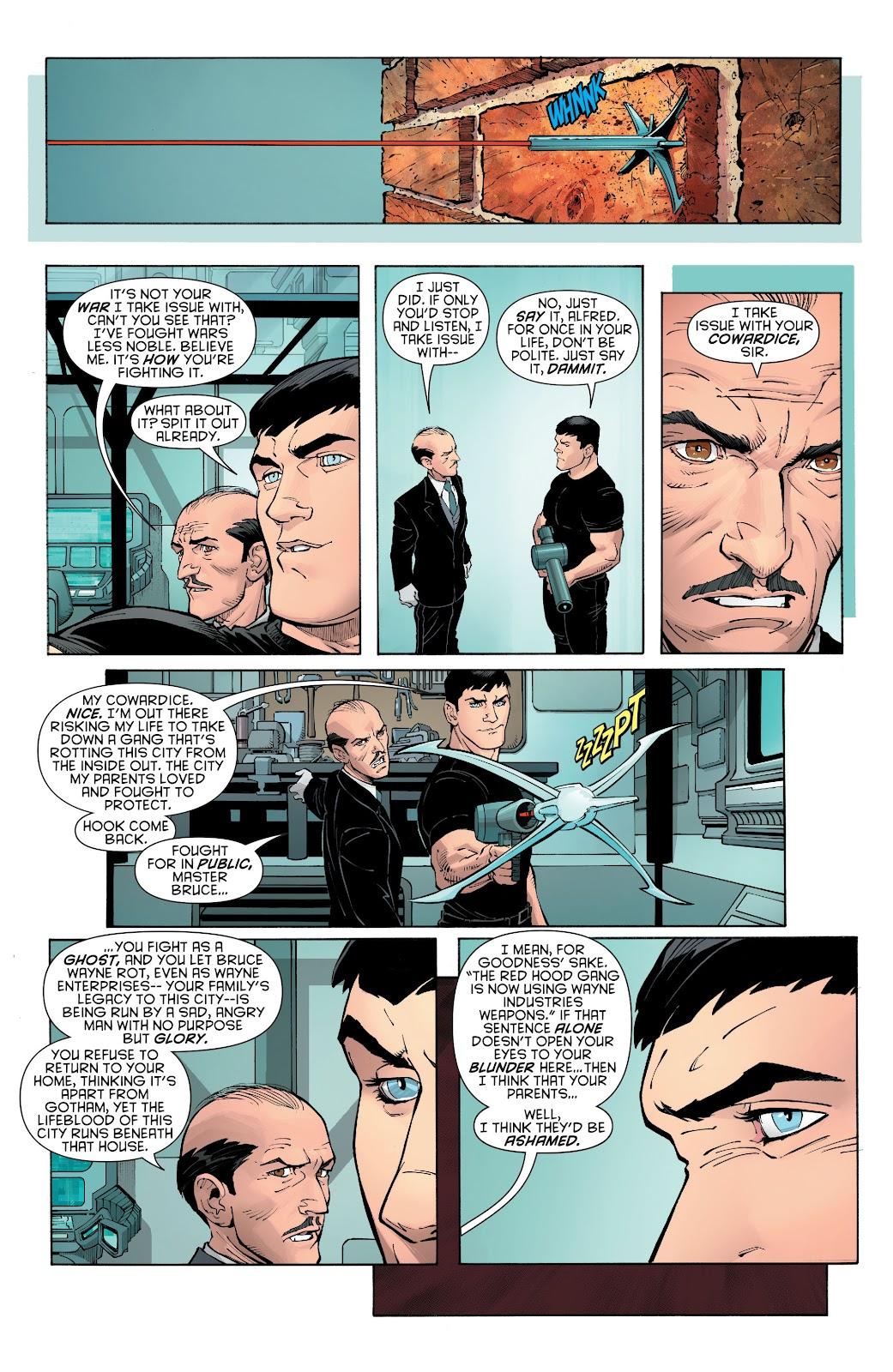 Batman (2011) Issue #22 #37 - English 13