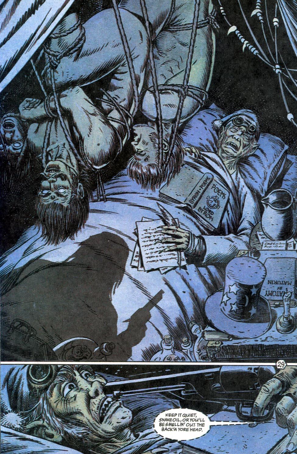 Jonah Hex: Two-Gun Mojo Issue #3 #3 - English 26