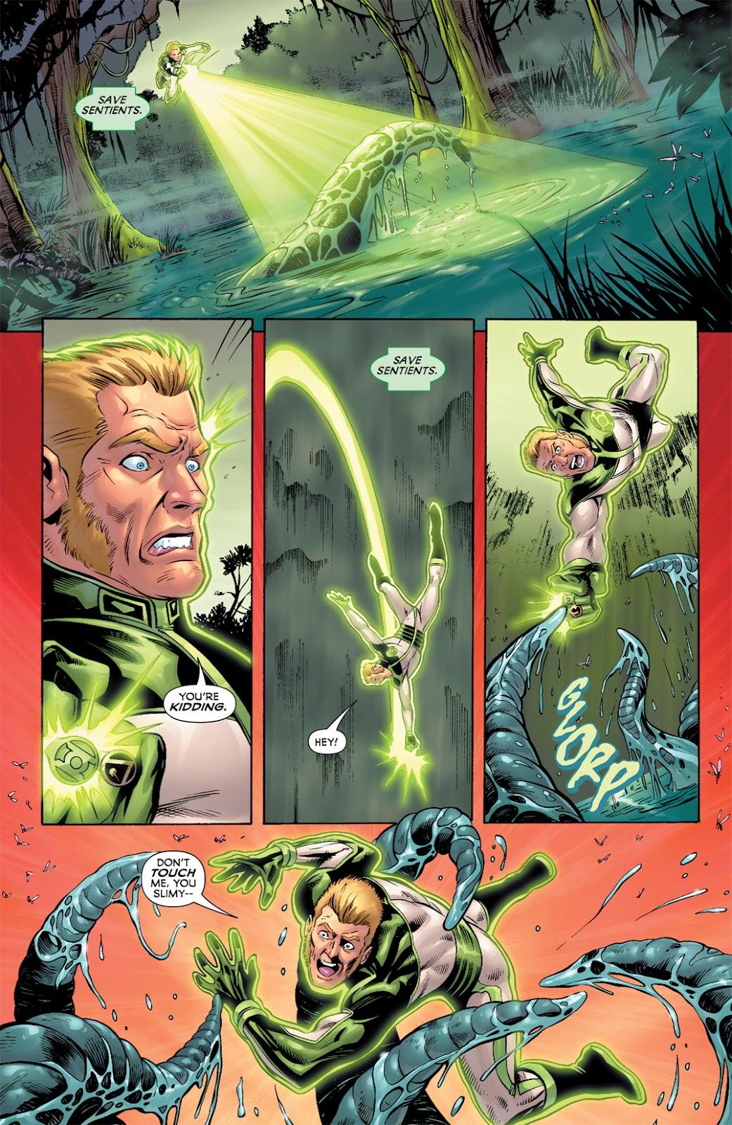 Legion of Super-Heroes (2010) Issue #3 #4 - English 15