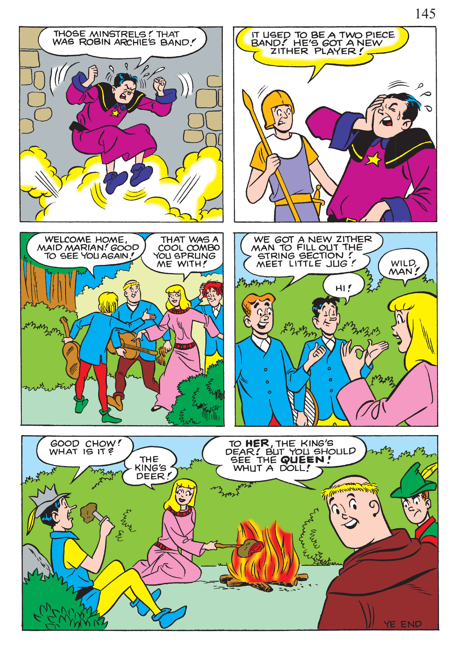 Read online The Best of Archie Comics comic -  Issue # TPB 2 (Part 1) - 147