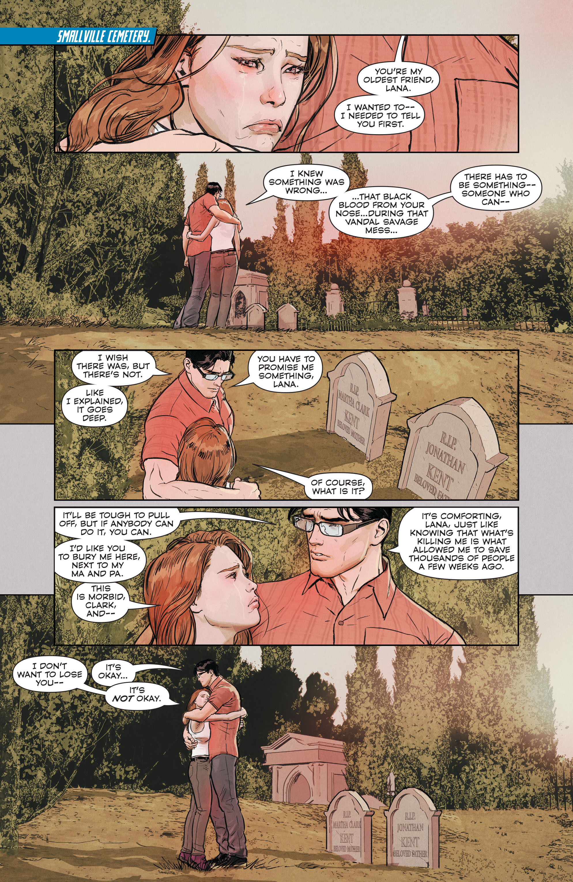 Read online Superman (2011) comic -  Issue #51 - 15