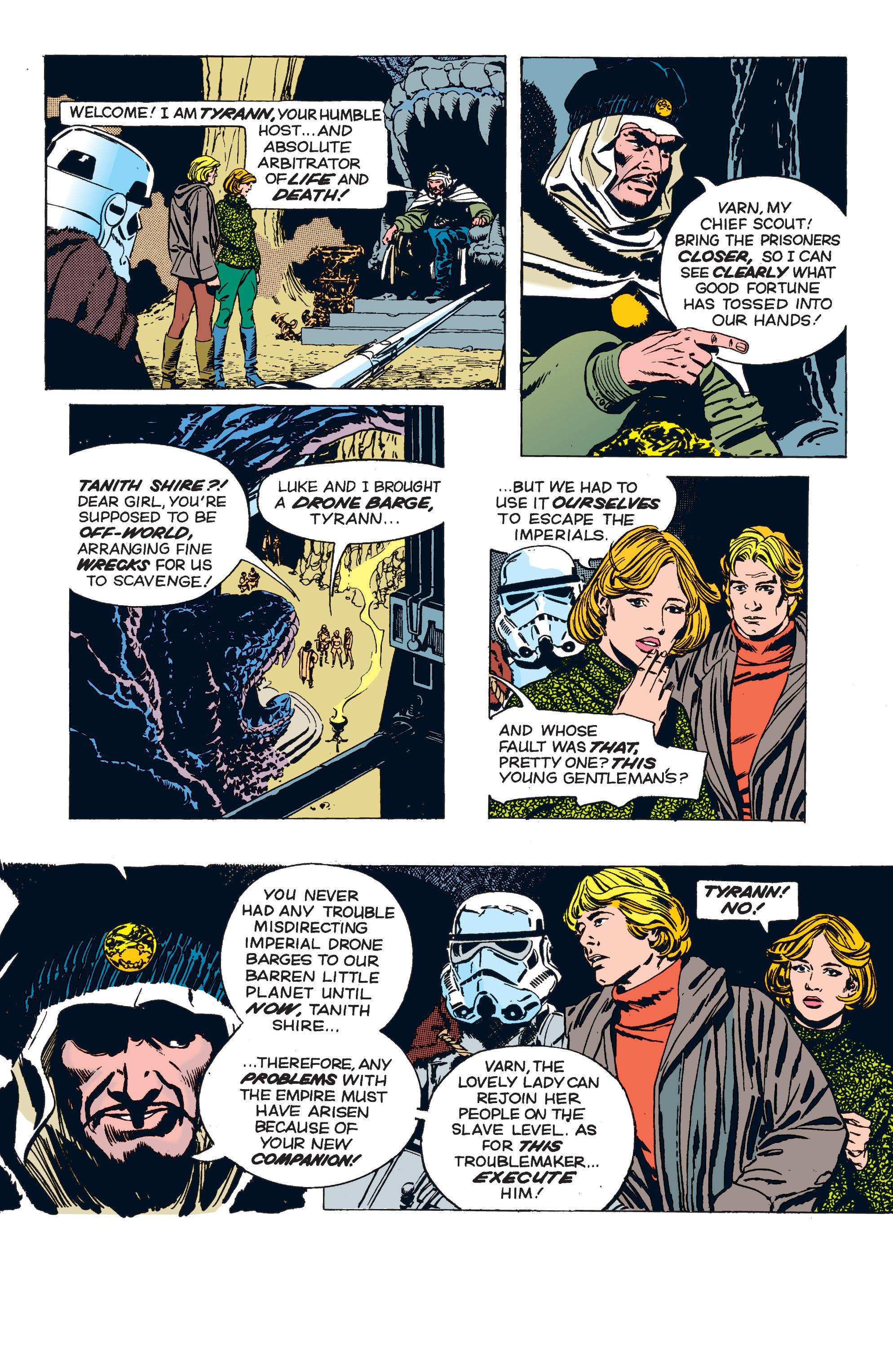 Classic Star Wars #5 #5 - English 4