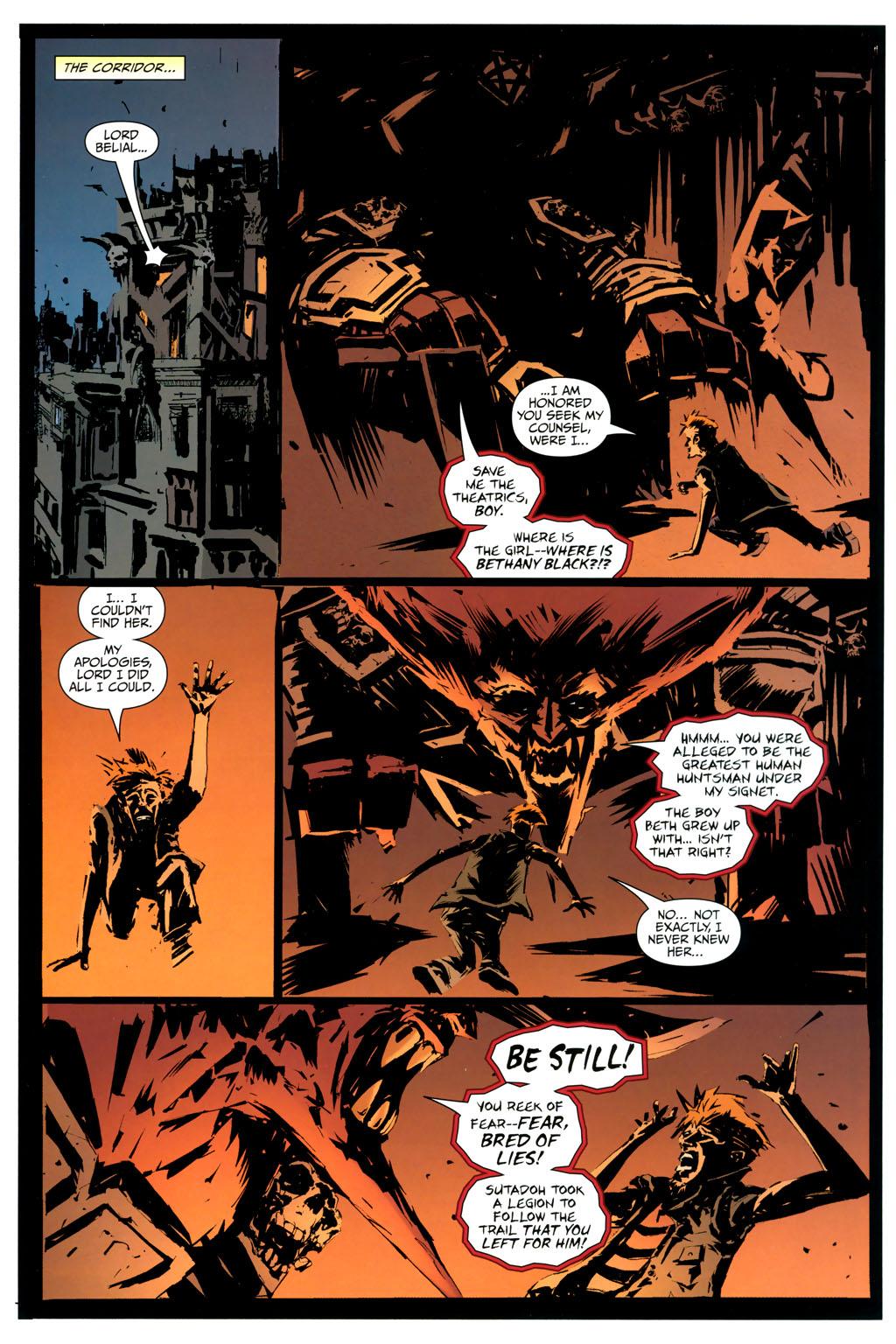 Strange Girl Issue #9 #10 - English 22