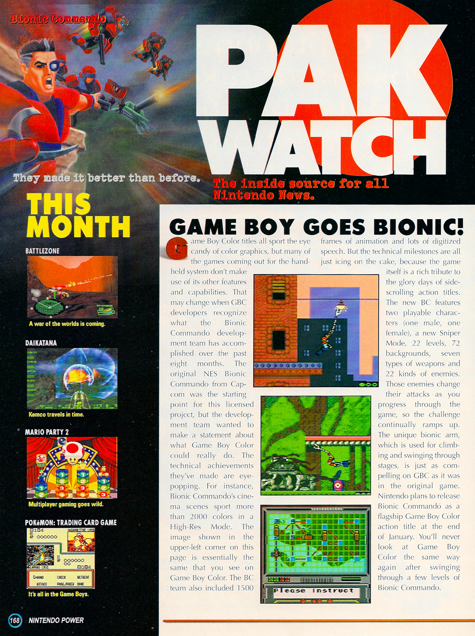 Nintendo Power #127 #127 - English 193