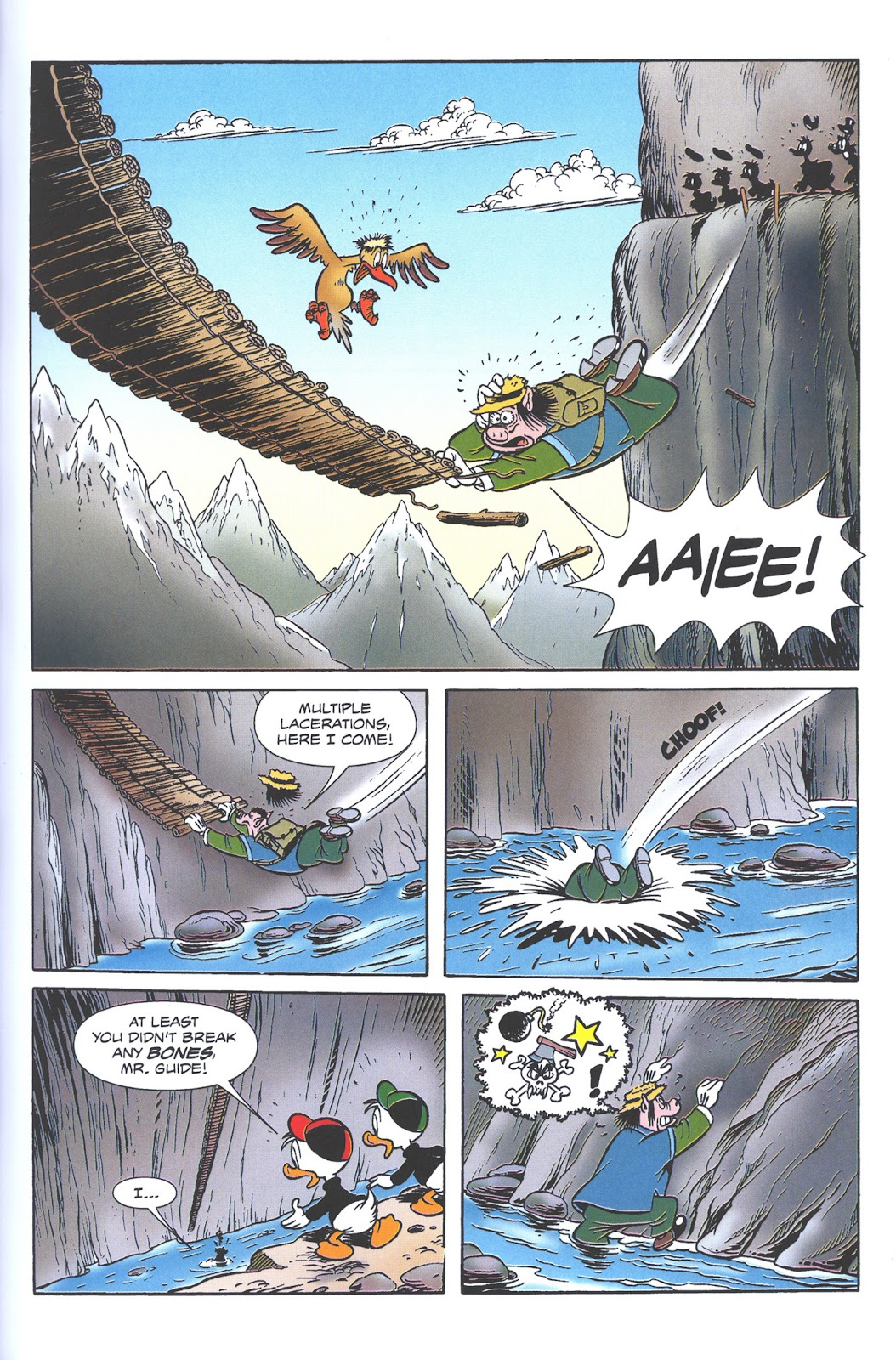 Uncle Scrooge (1953) Issue #369 #369 - English 13