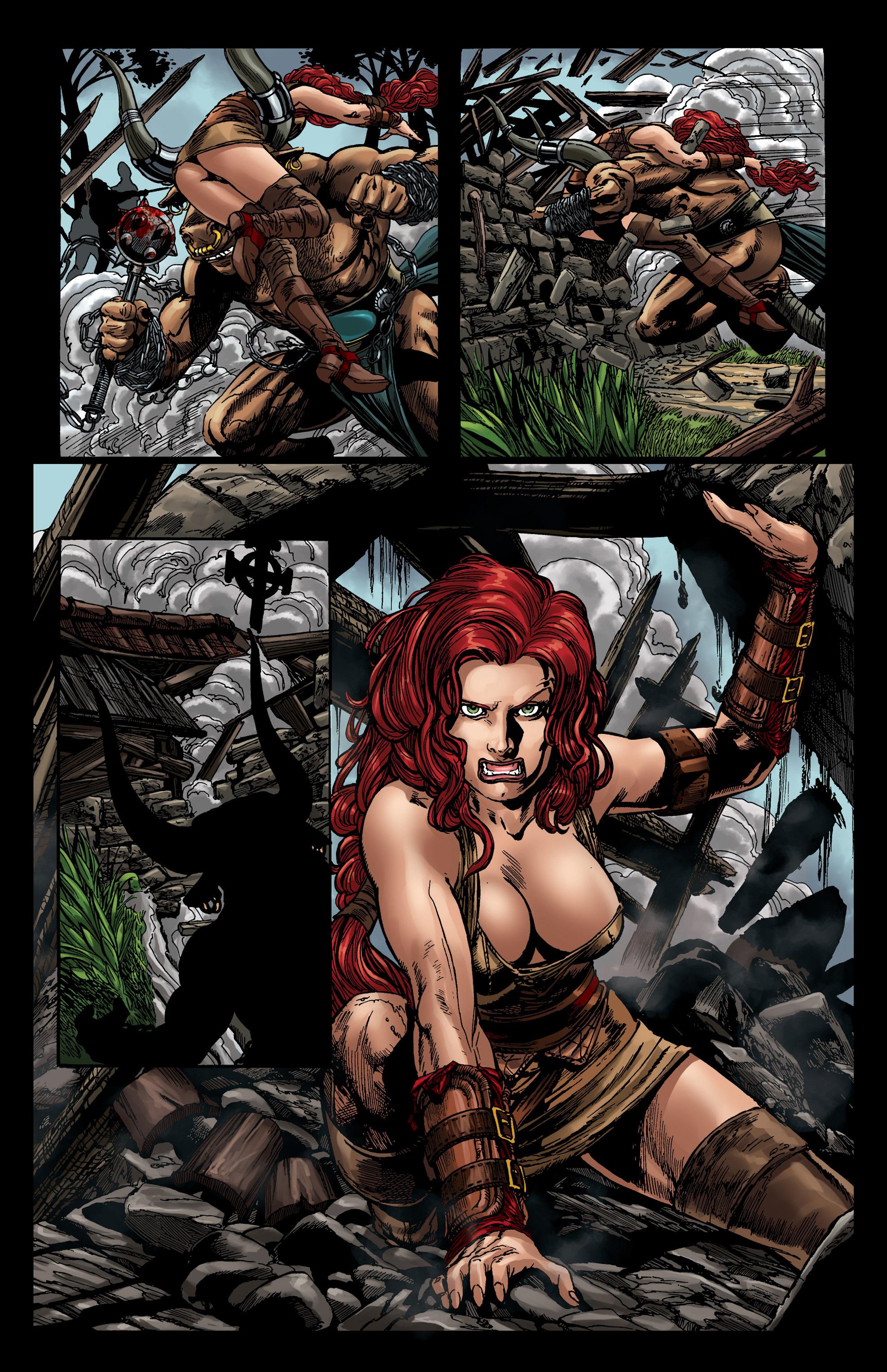 Read online Belladonna comic -  Issue #0 - 6