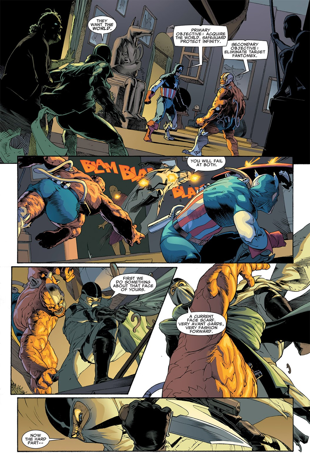 Uncanny X-Force (2010) Issue #5 #5 - English 16