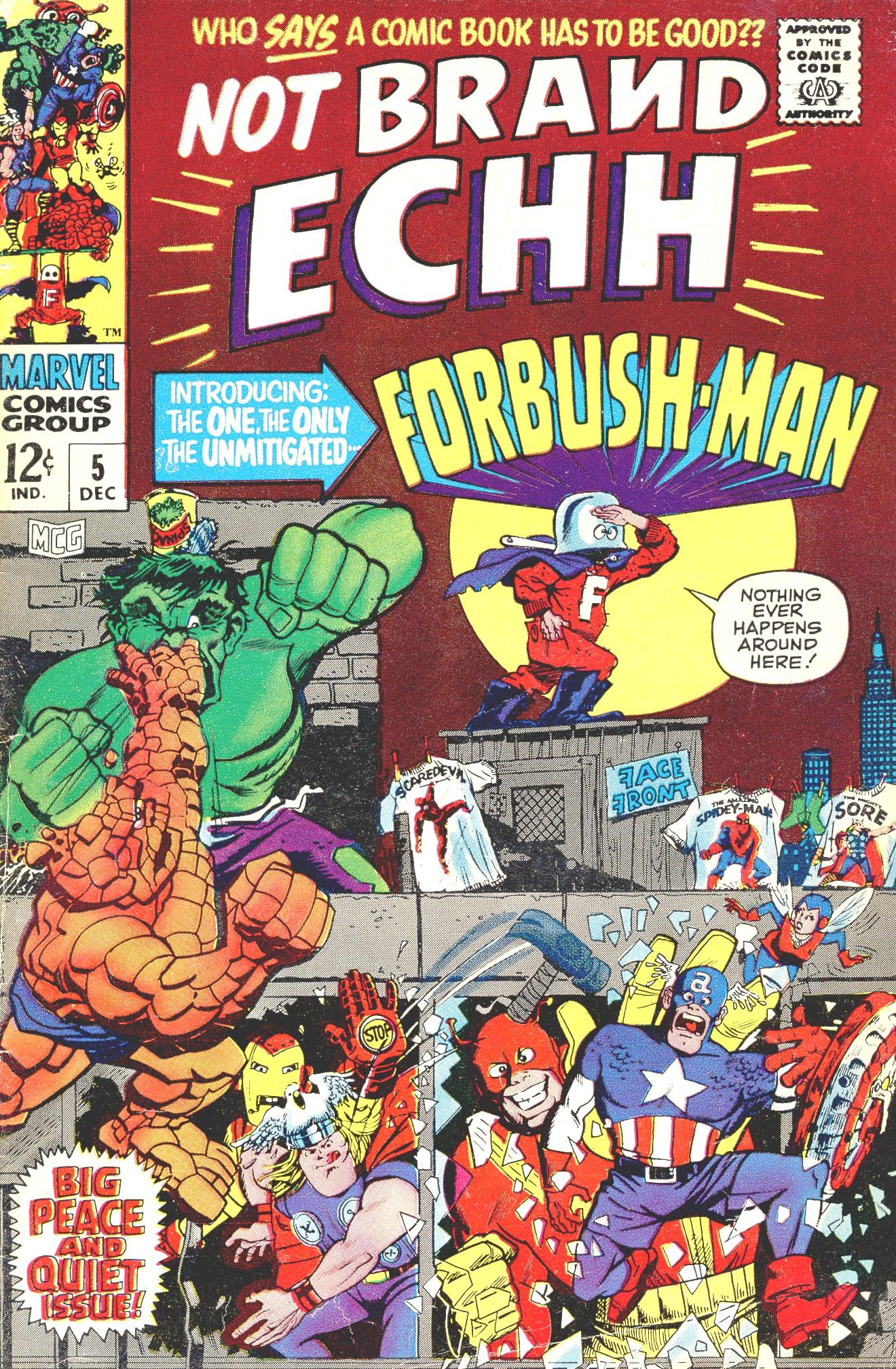Not Brand Echh #5 #10 - English 1