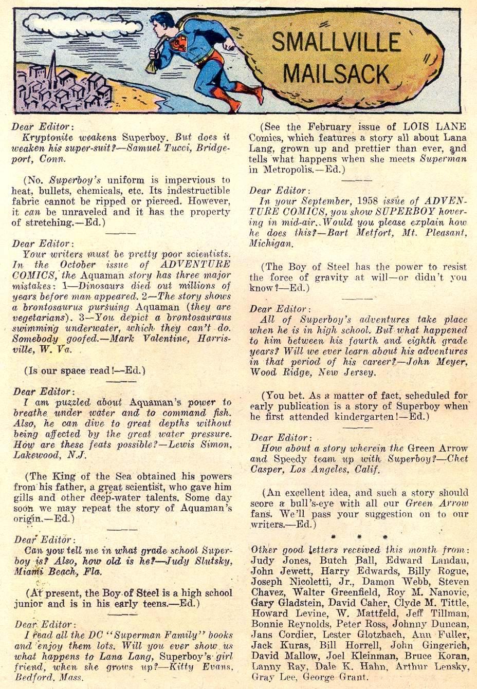 Read online Adventure Comics (1938) comic -  Issue #256 - 24