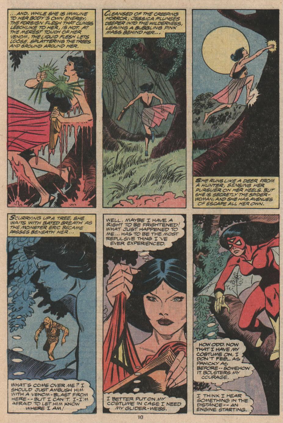 Spider-Woman (1978) #18 #33 - English 7
