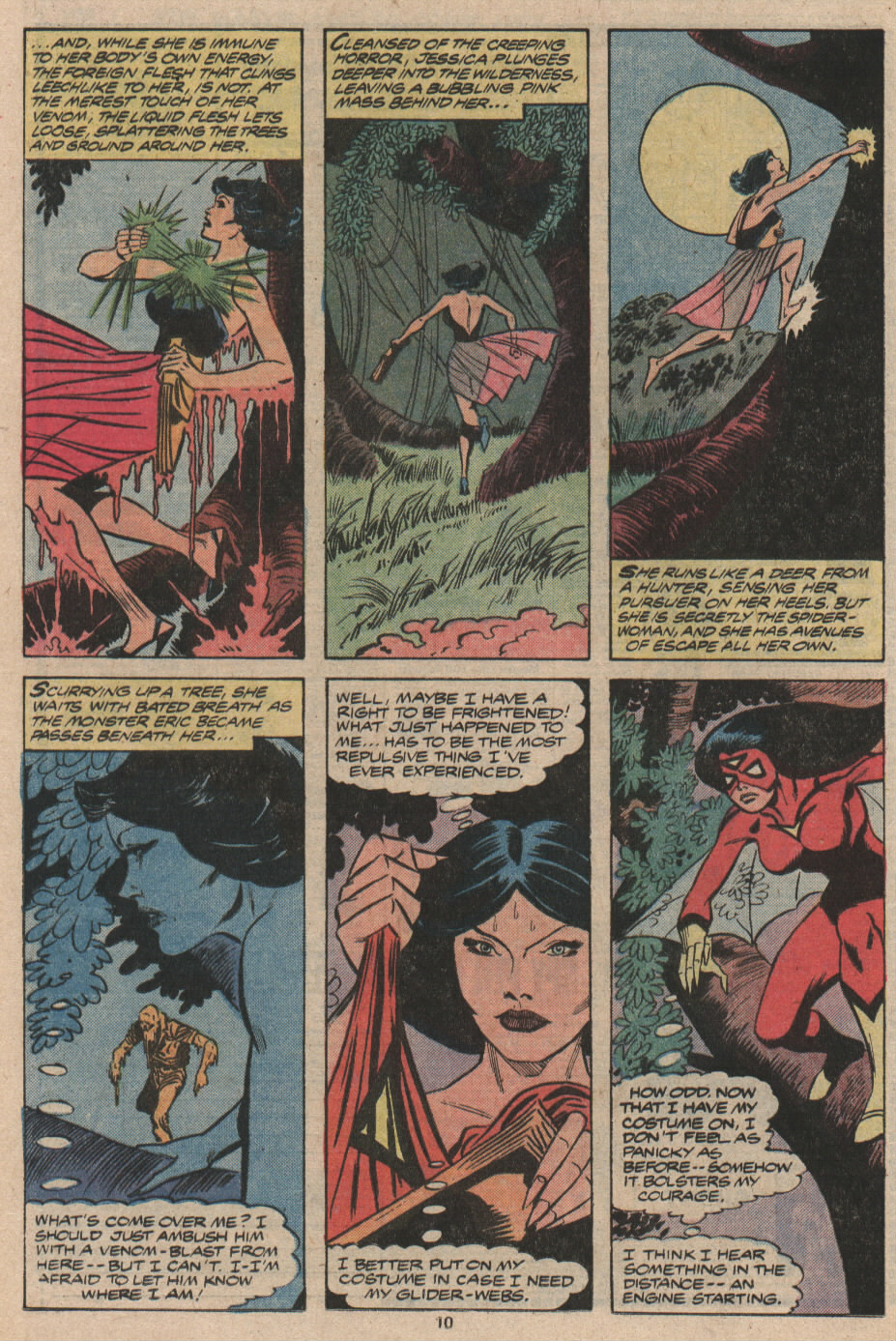Spider-Woman (1978) Issue #18 #18 - English 7