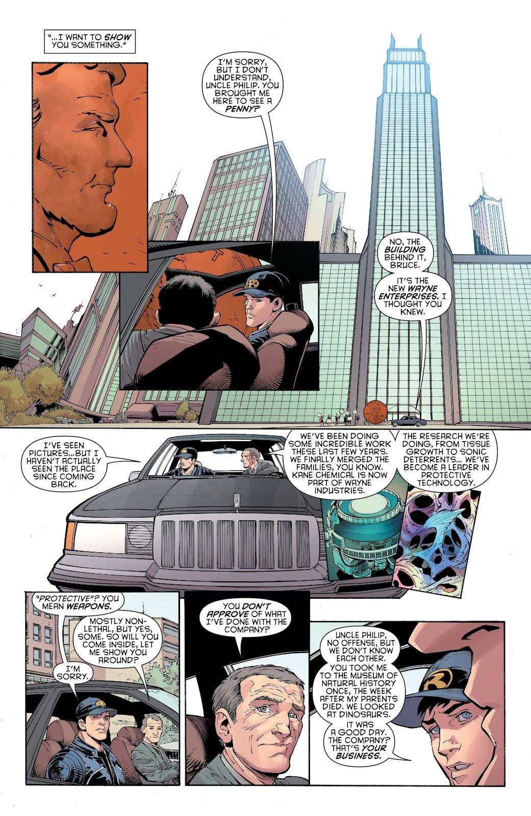 Batman (2011) Issue #21 #36 - English 16