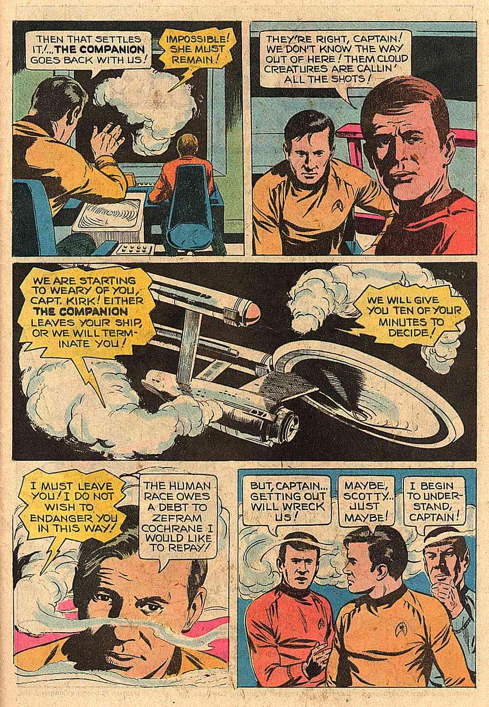 Star Trek (1967) #49 #49 - English 20