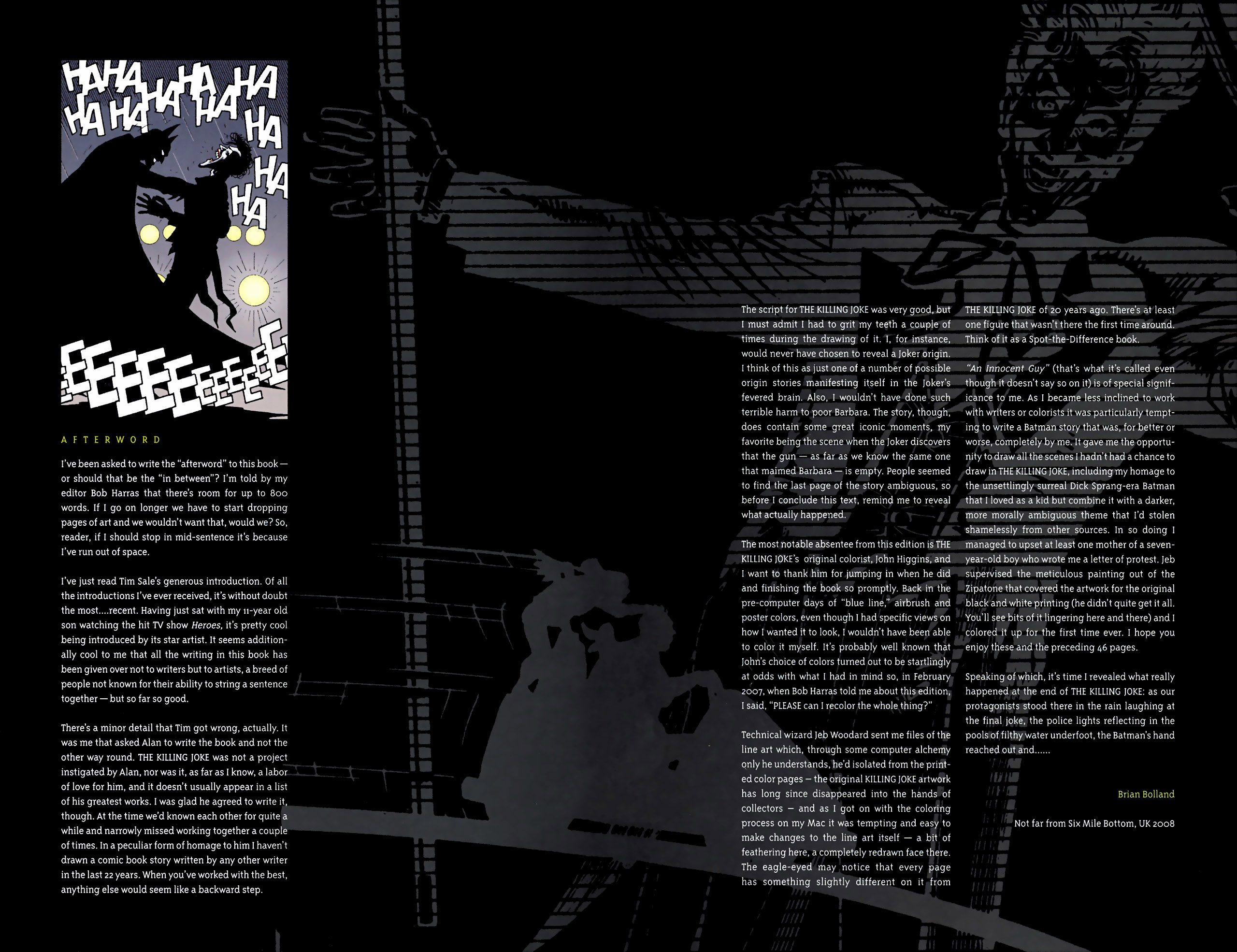 Batman: The Killing Joke chap 1 pic 53