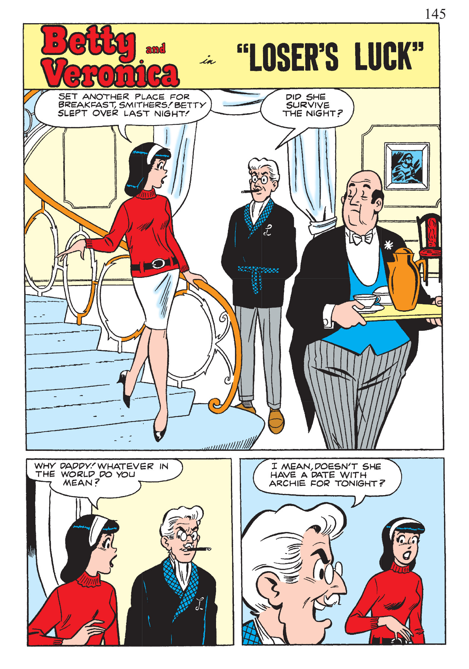 Read online The Best of Archie Comics comic -  Issue # TPB 1 (Part 1) - 142