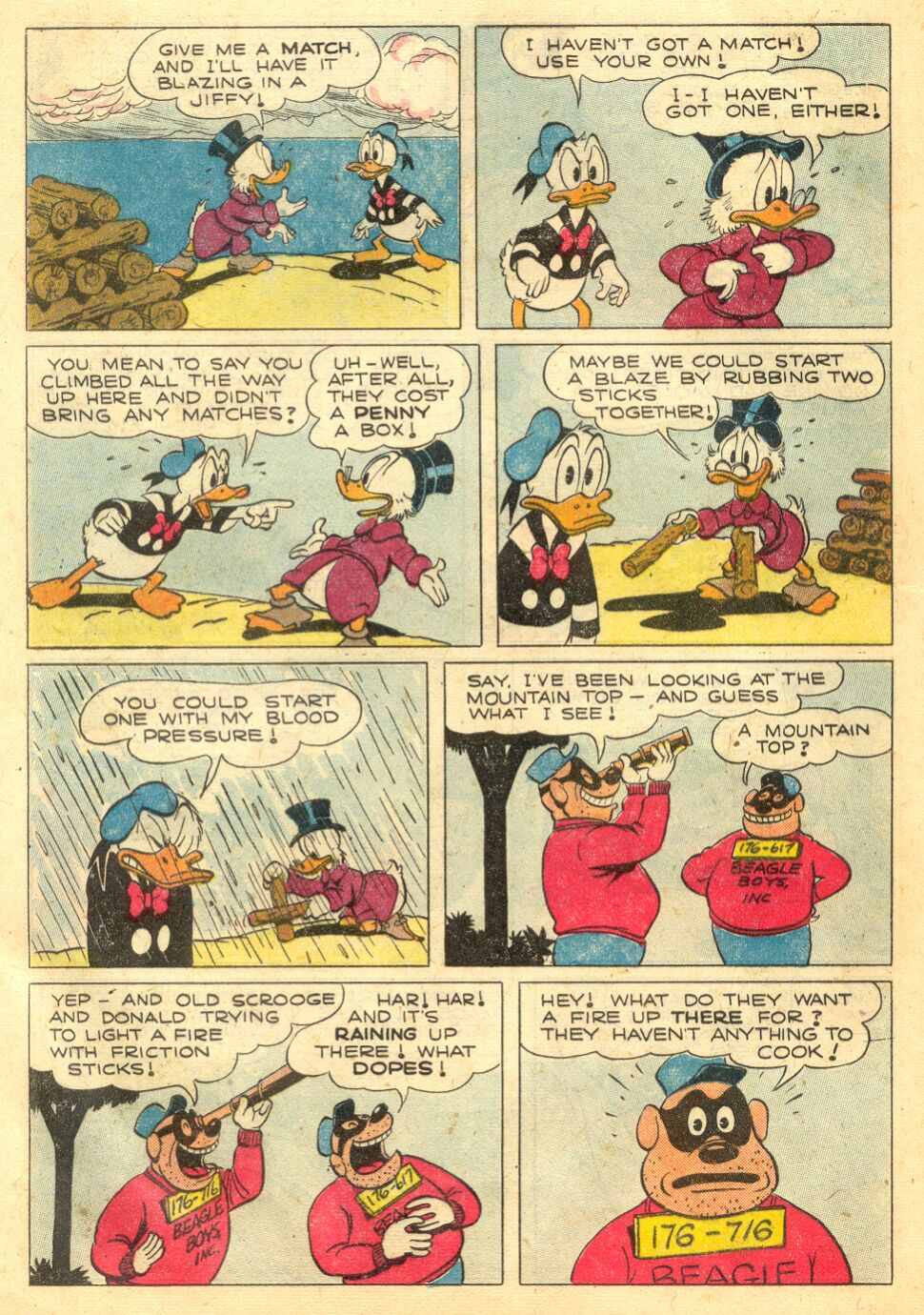 Uncle Scrooge (1953) Issue #4 #4 - English 28