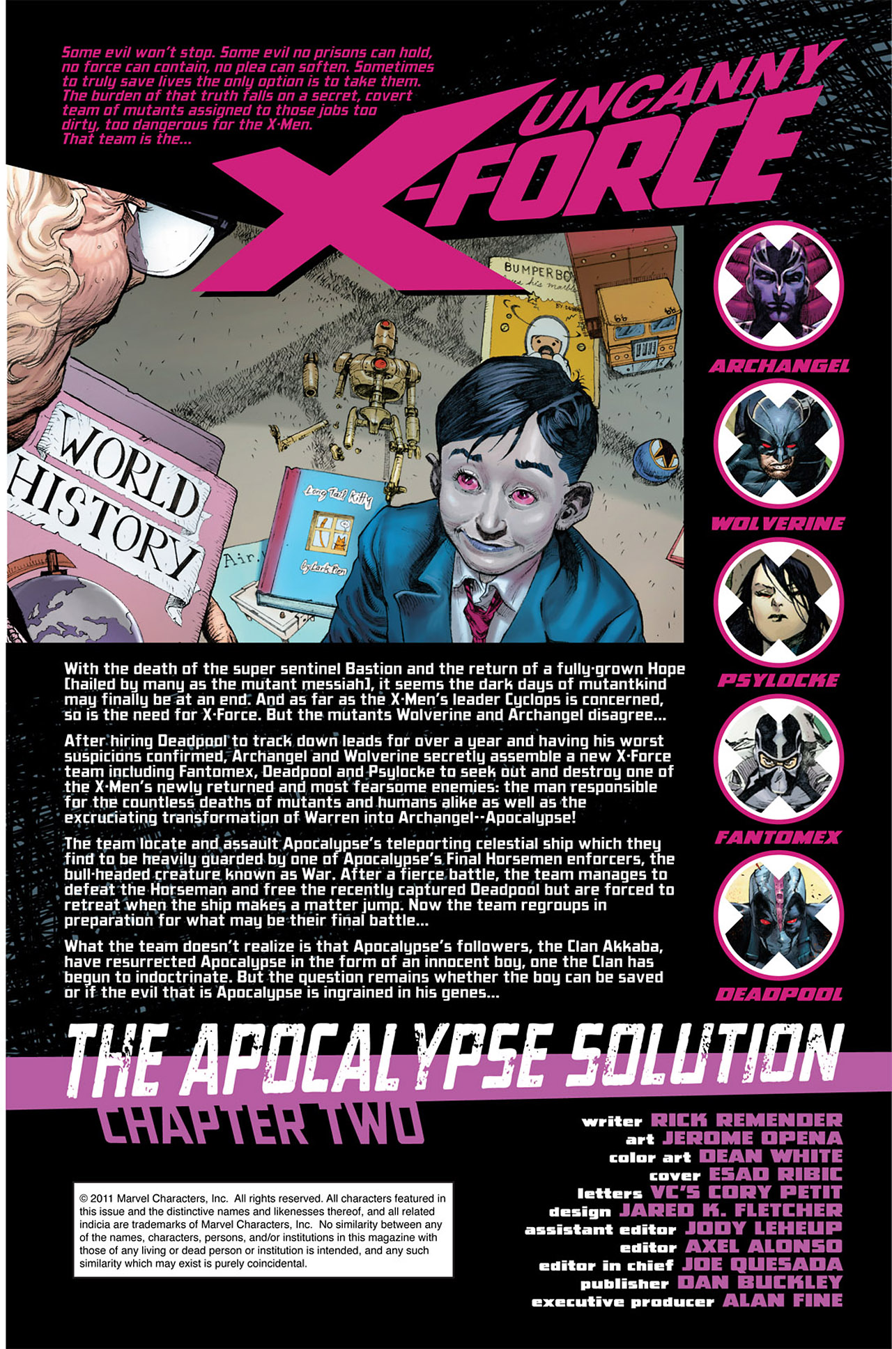 Uncanny X-Force (2010) #2 #36 - English 2