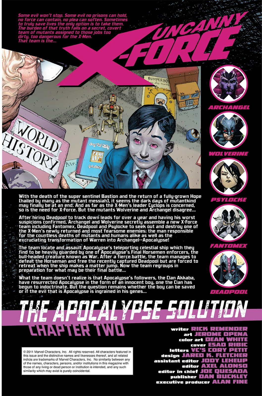 Uncanny X-Force (2010) Issue #2 #2 - English 2