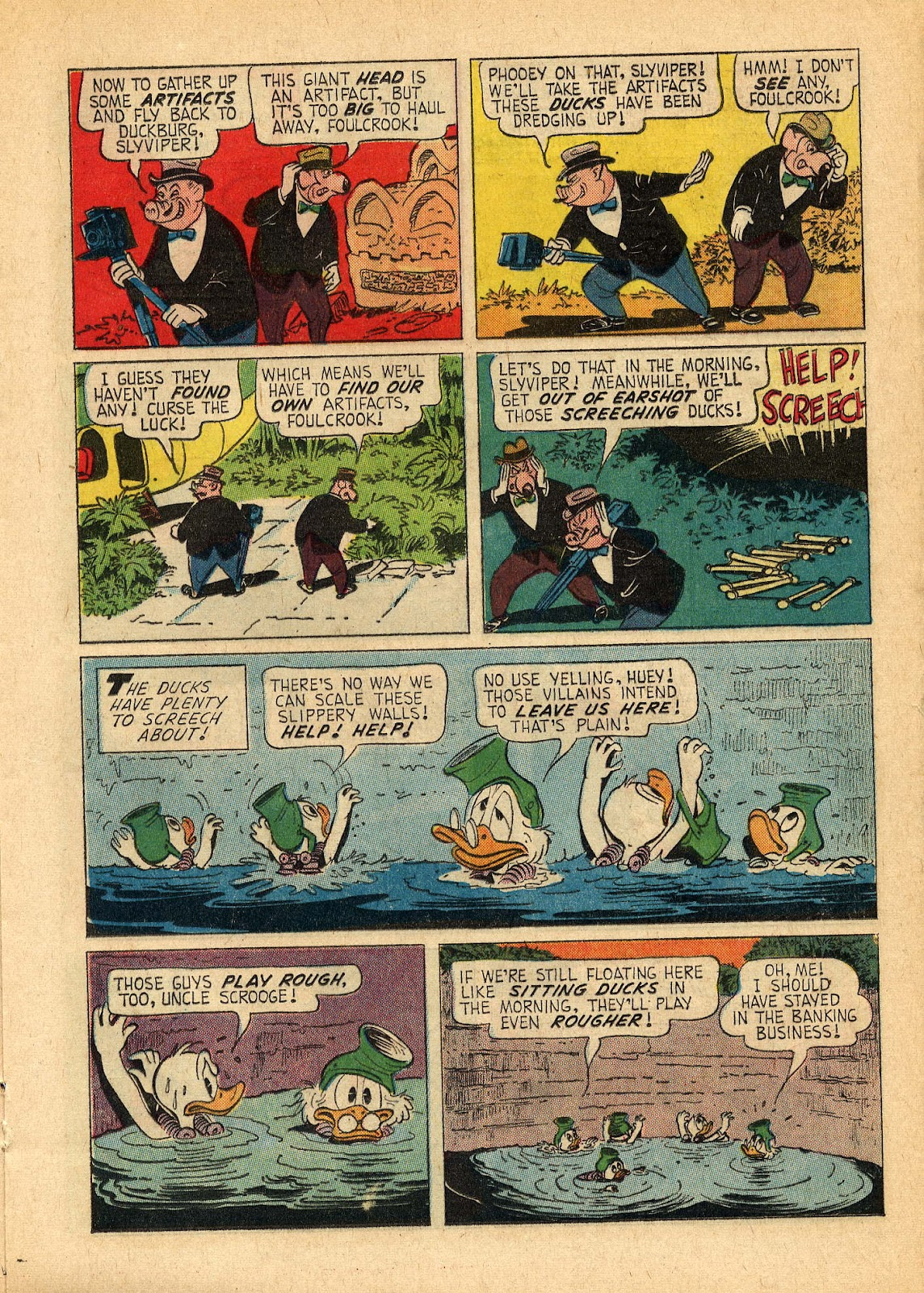 Uncle Scrooge (1953) Issue #44 #44 - English 17