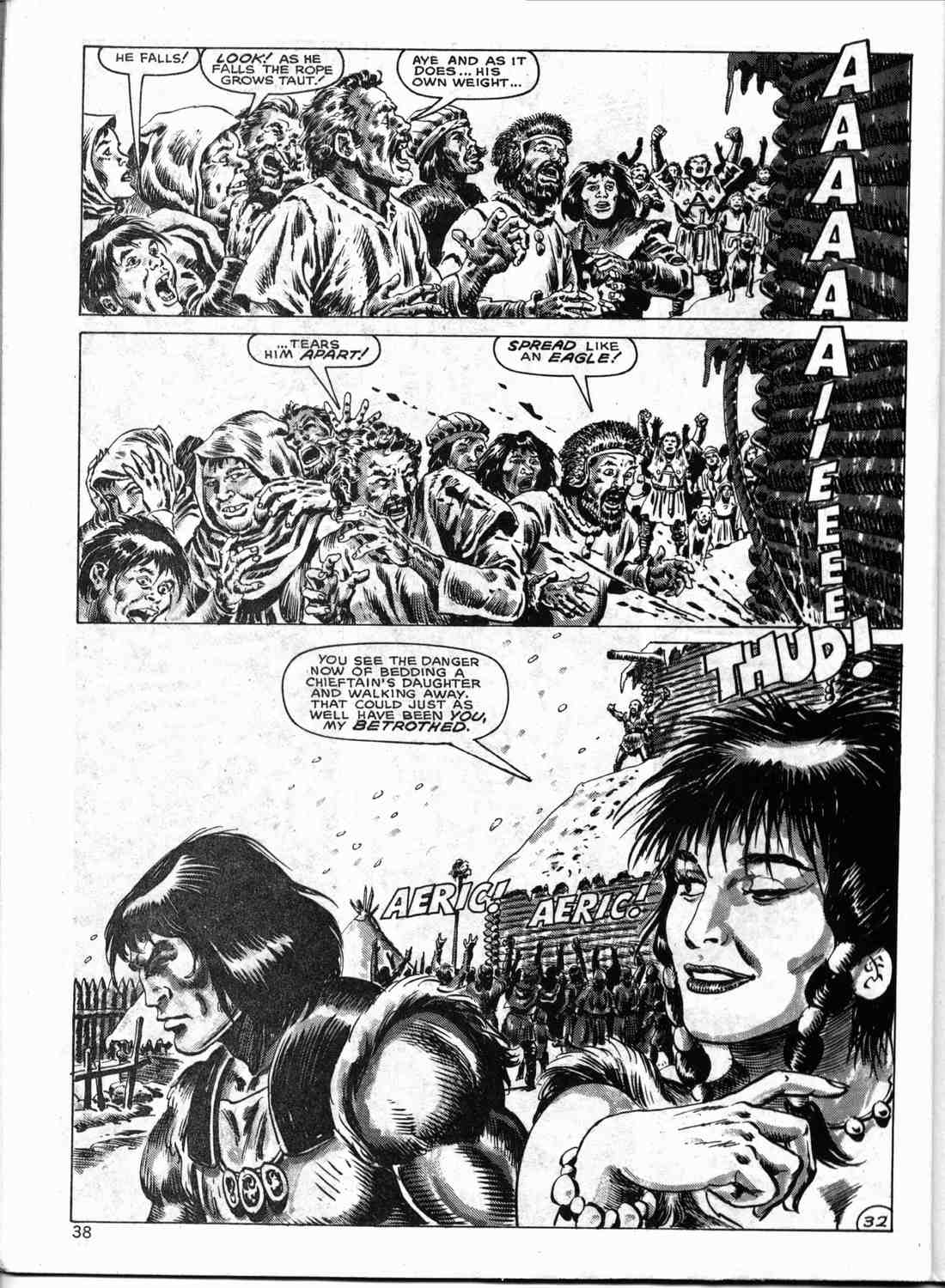 The Savage Sword Of Conan Issue #133 #134 - English 37